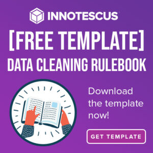 DATA CLEANING RULEBOOK - FREE TEMPLATE